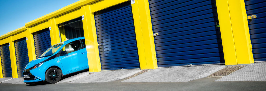 self storage facilities in bromsgrove