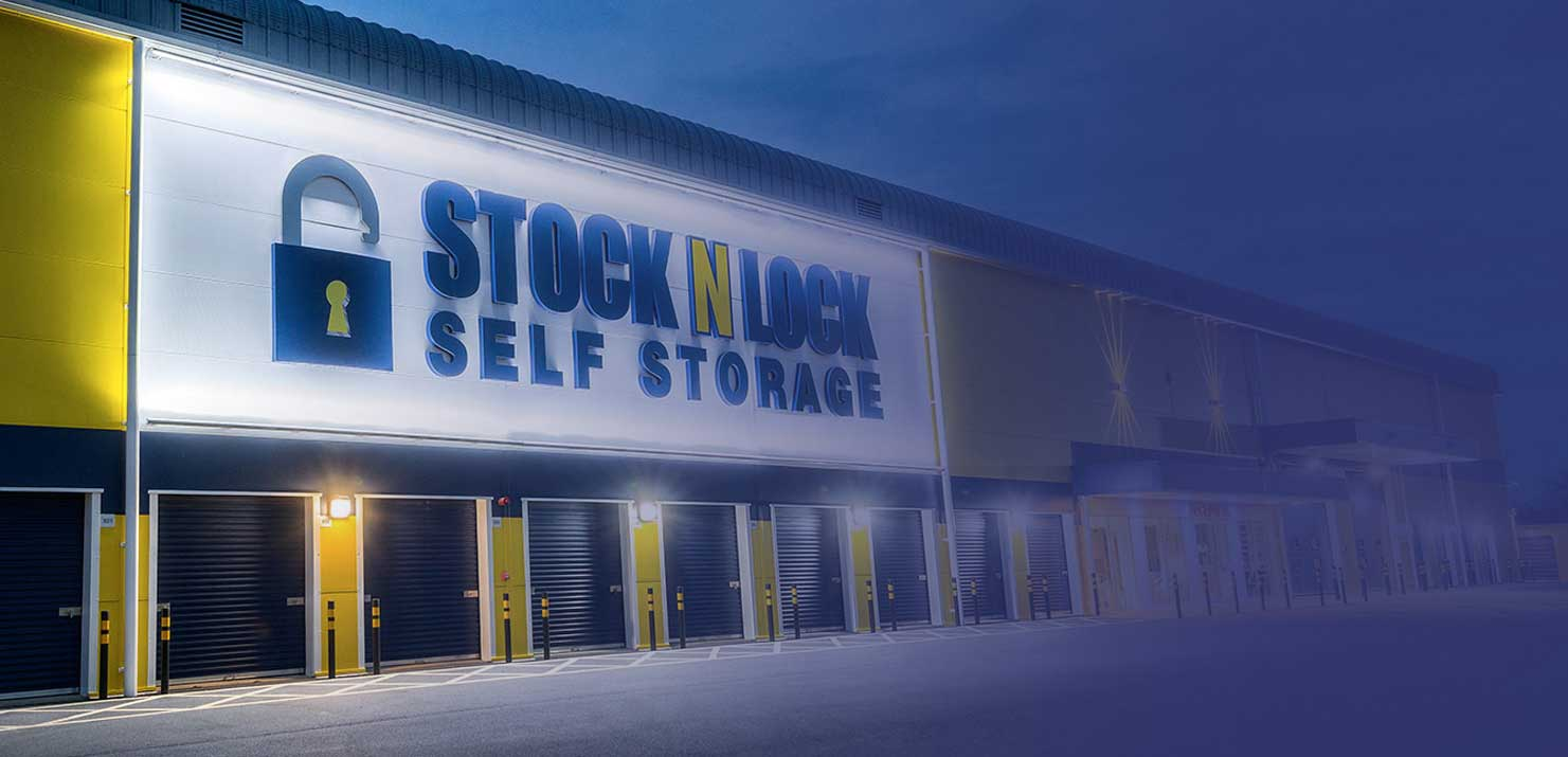 personal self storage facilities