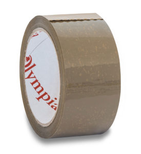 storage tape brown