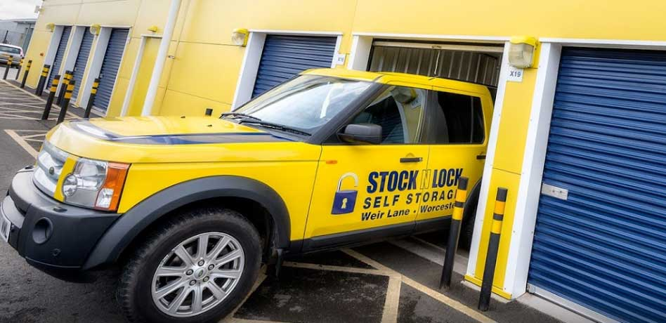 Self Storage Hereford