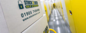 self storage for the droitwich area